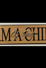 SIGN- ETCHED CHILD OF GOD