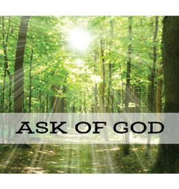 RECOMMEND HOLDER - ASK OF GOD