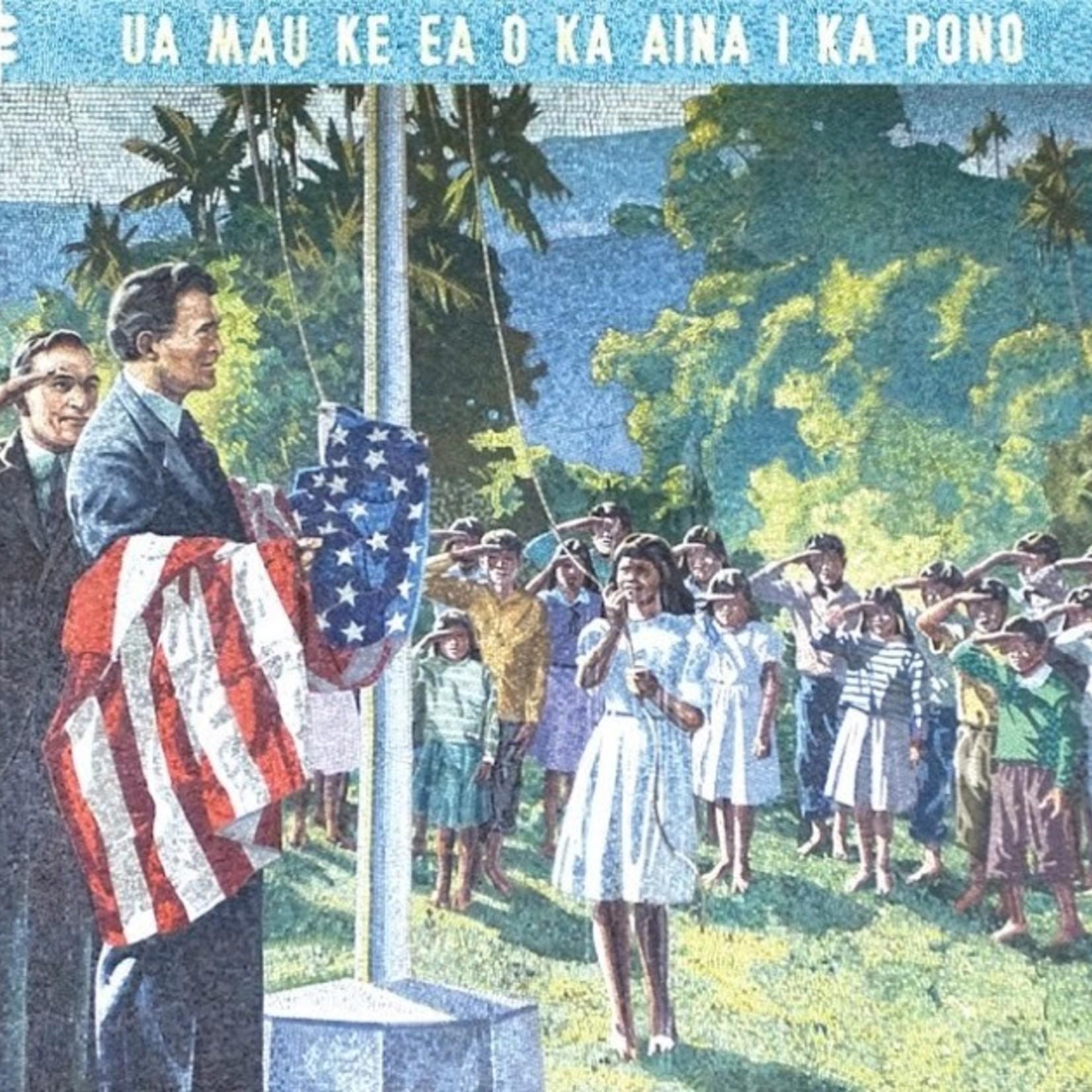 (B.O. 9.10.21) DAVID O. MCKAY FLAG CEREMONY TEMPLE RECOMMEND