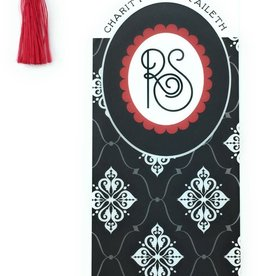BOOKMARK RS ELEGANT DAMASK