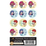 STICKERS I AM A CHILD OF GOD GIRL