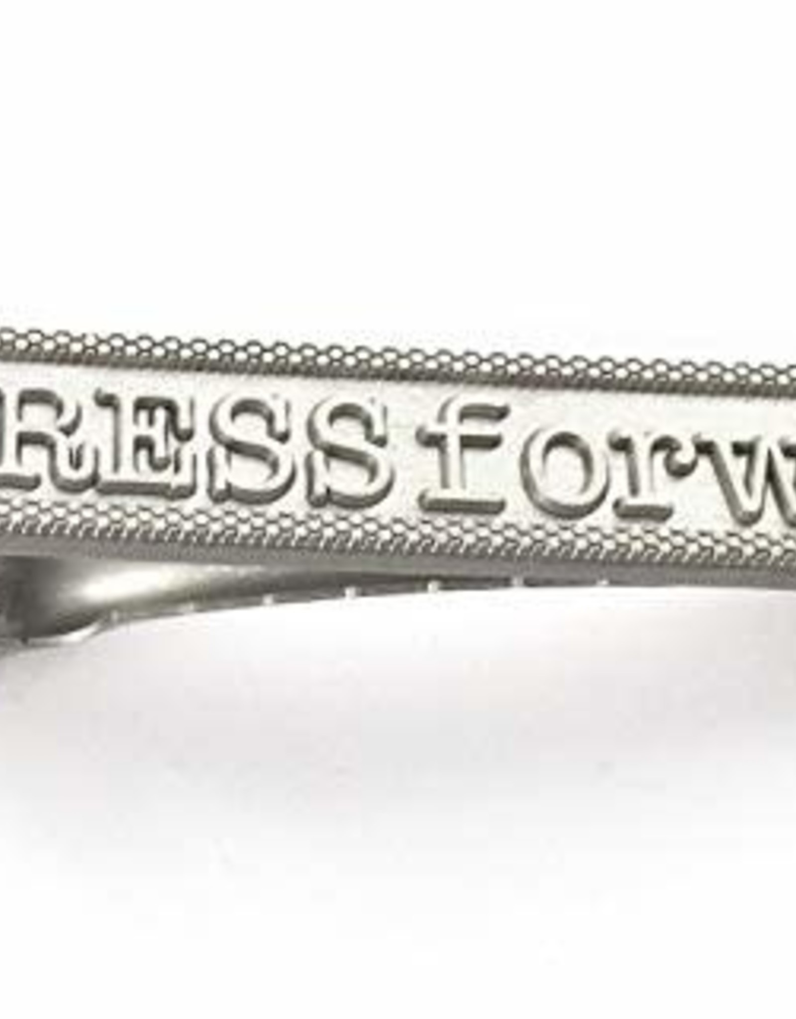 PRESS FORWARD TIE BAR