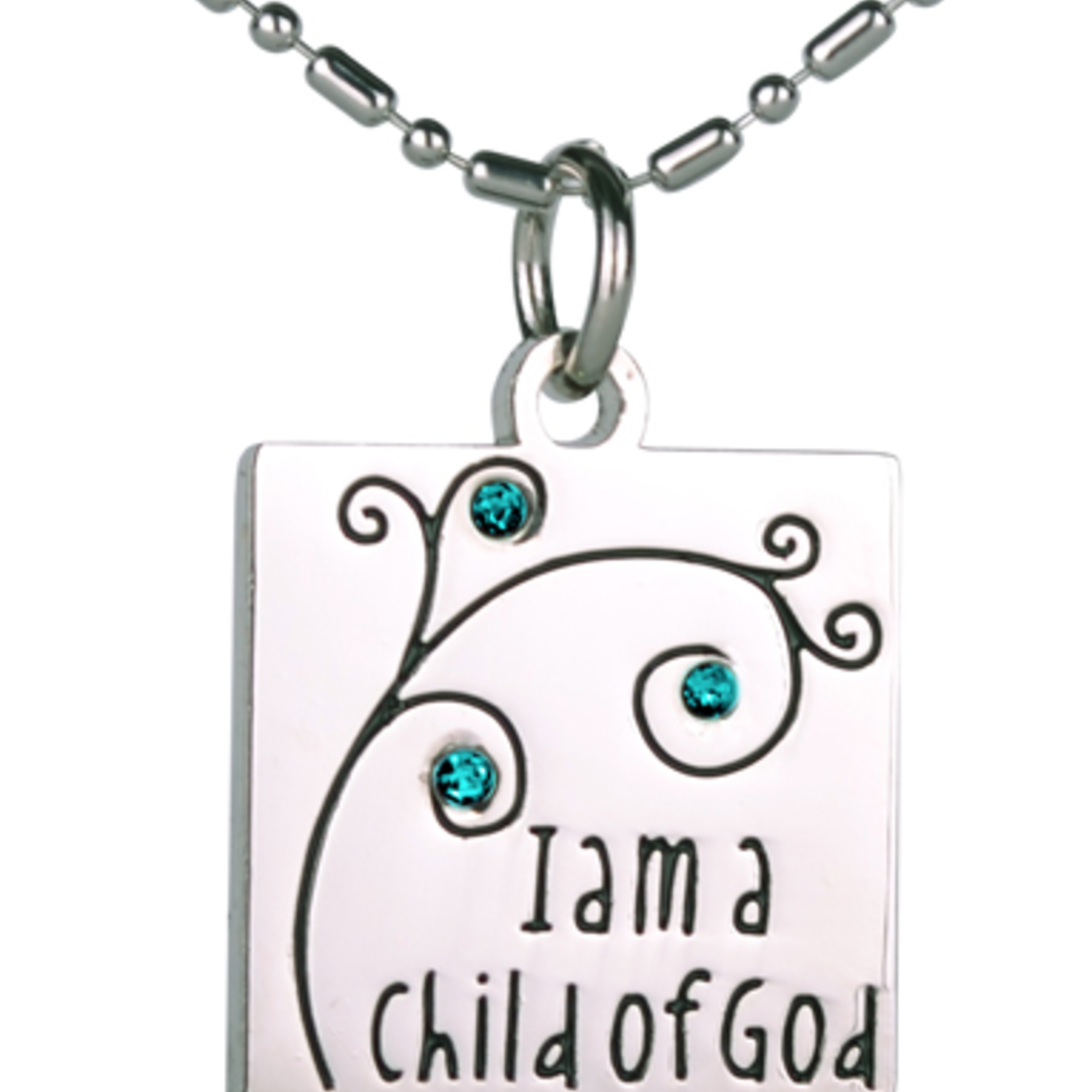 I am a Child of God Necklace -