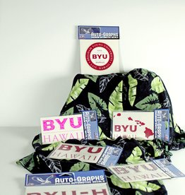 BYU-H Decals Decals BYUH Medium -