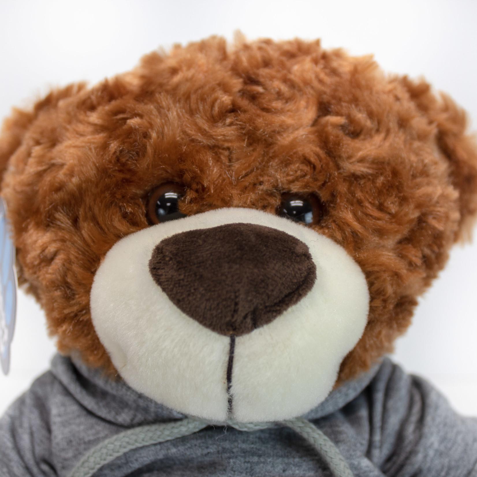 Bear with BYUH Hoody