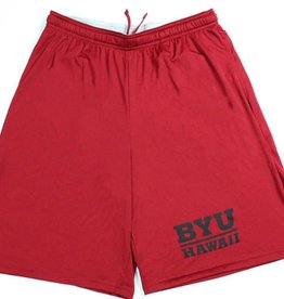 BYUH Essential PCKT Shorts