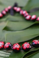 Kukui Nut Lei Hibiscus -