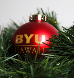 BYUH Shatterproof Ornament