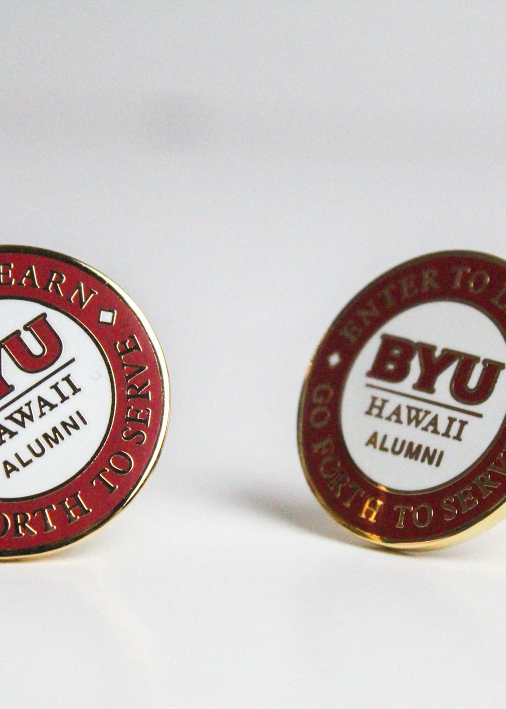 Clearance - BYUH Alumni Cufflinks