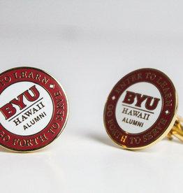 BYUH Alumni Cufflinks