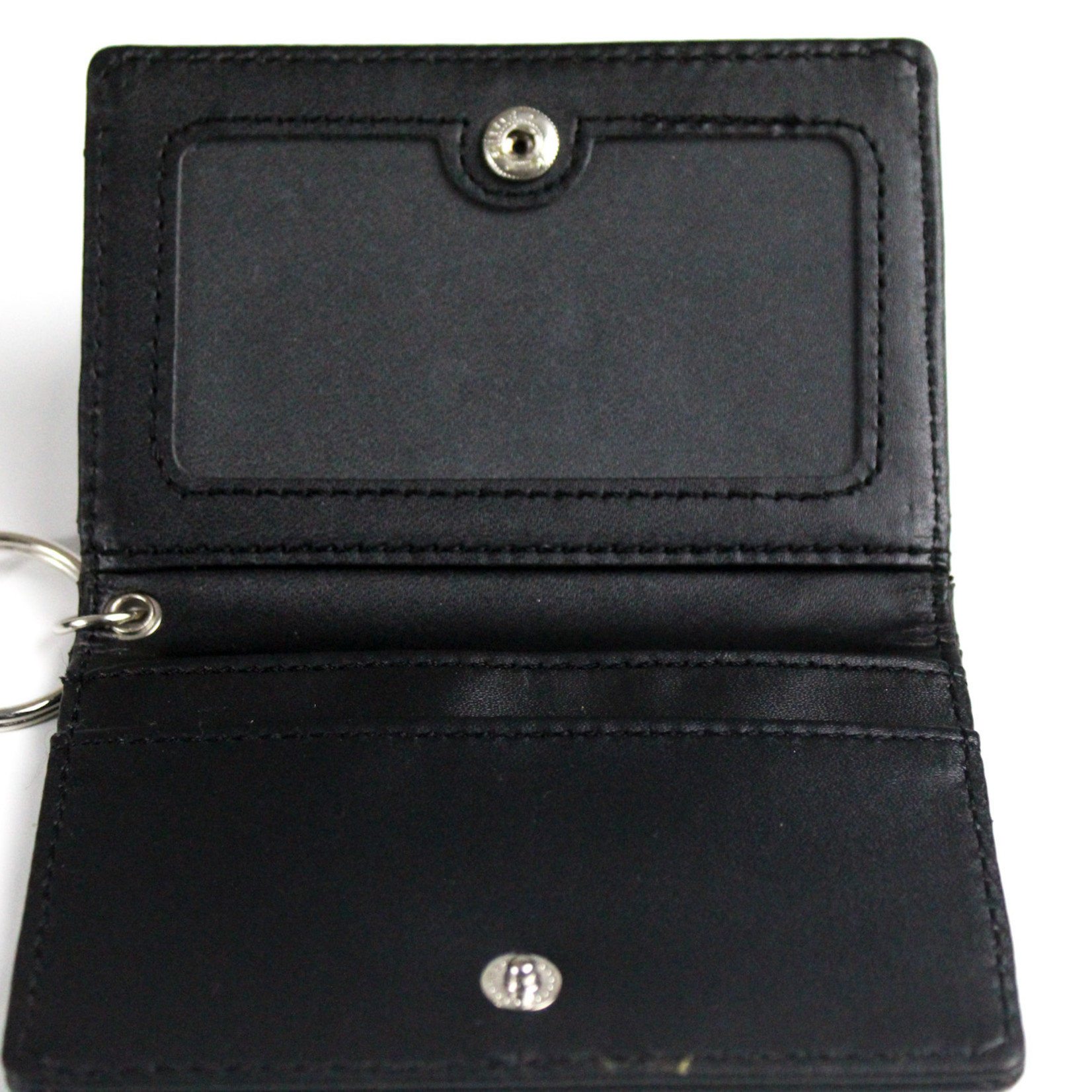 Clearance - BYU–Hawaii Deluxe Pass Key Case Black