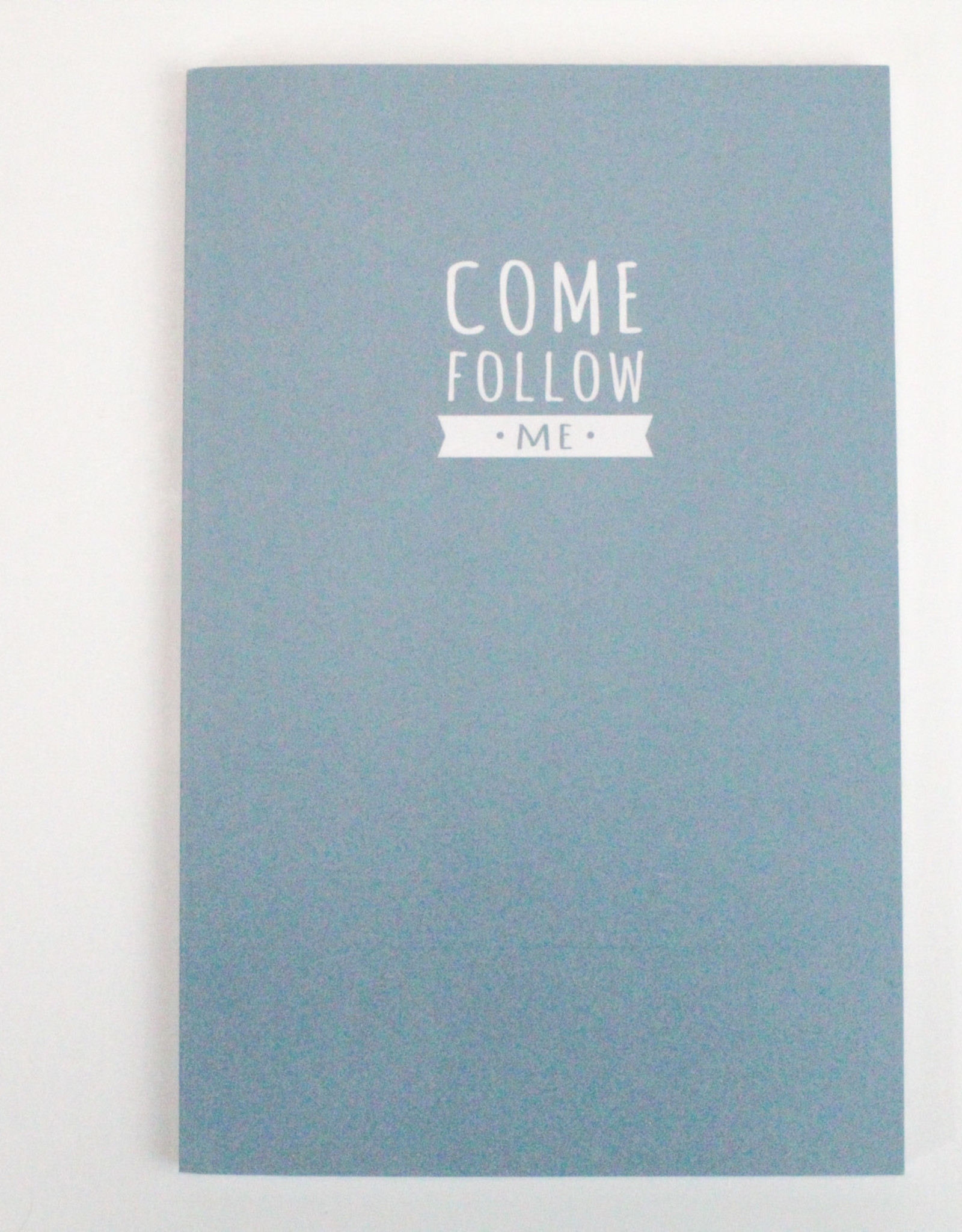 Come Follow Me Journal -