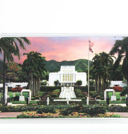 LAIE TEMPLE RECOMMEND HOLDER (CC)