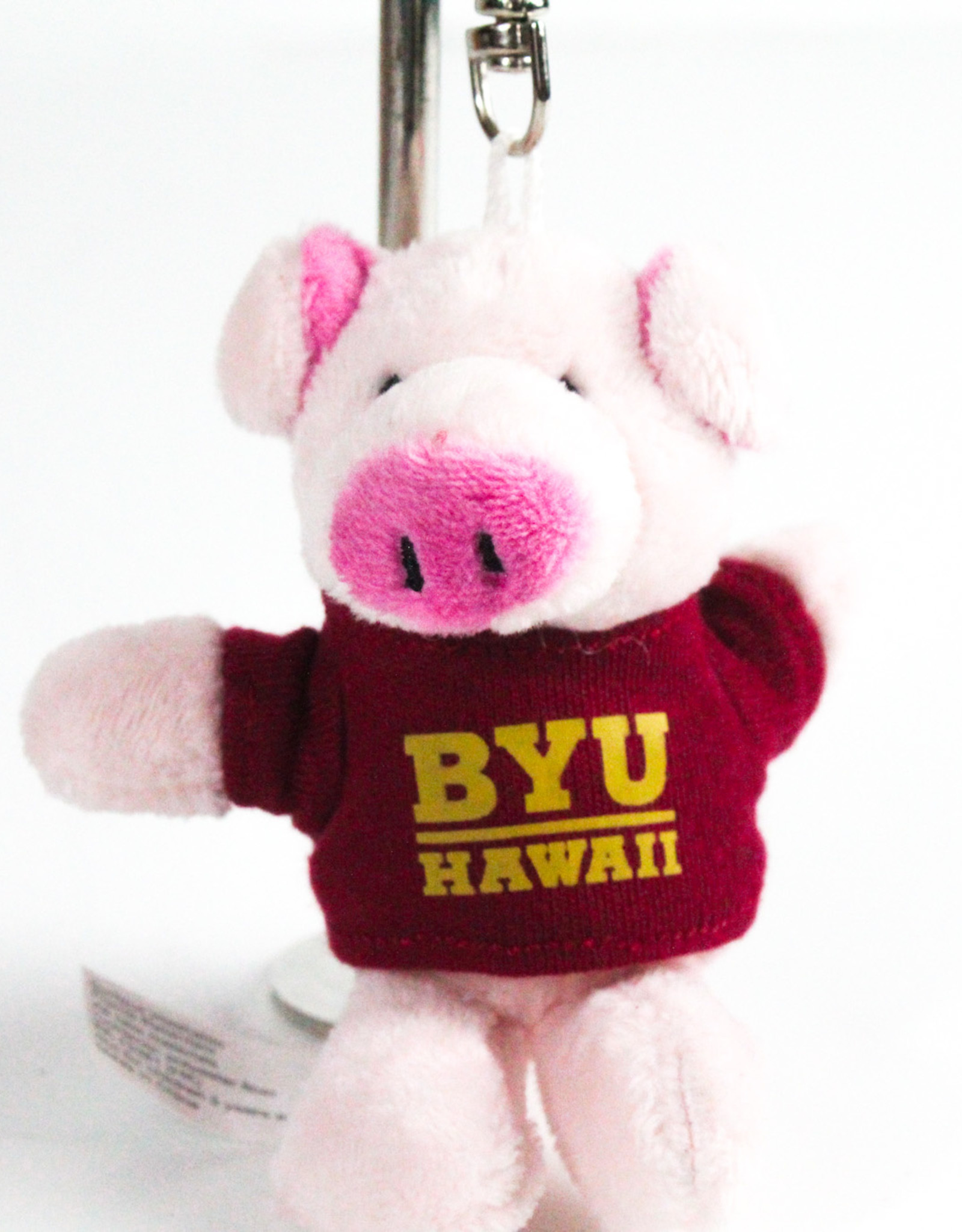 Animal Mascot Keychain