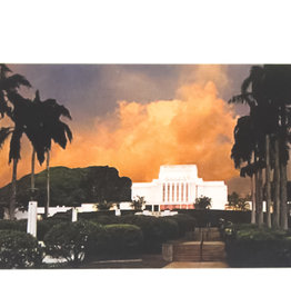 HONOLULU MISSION TEMPLE RECOMMEND HOLDER