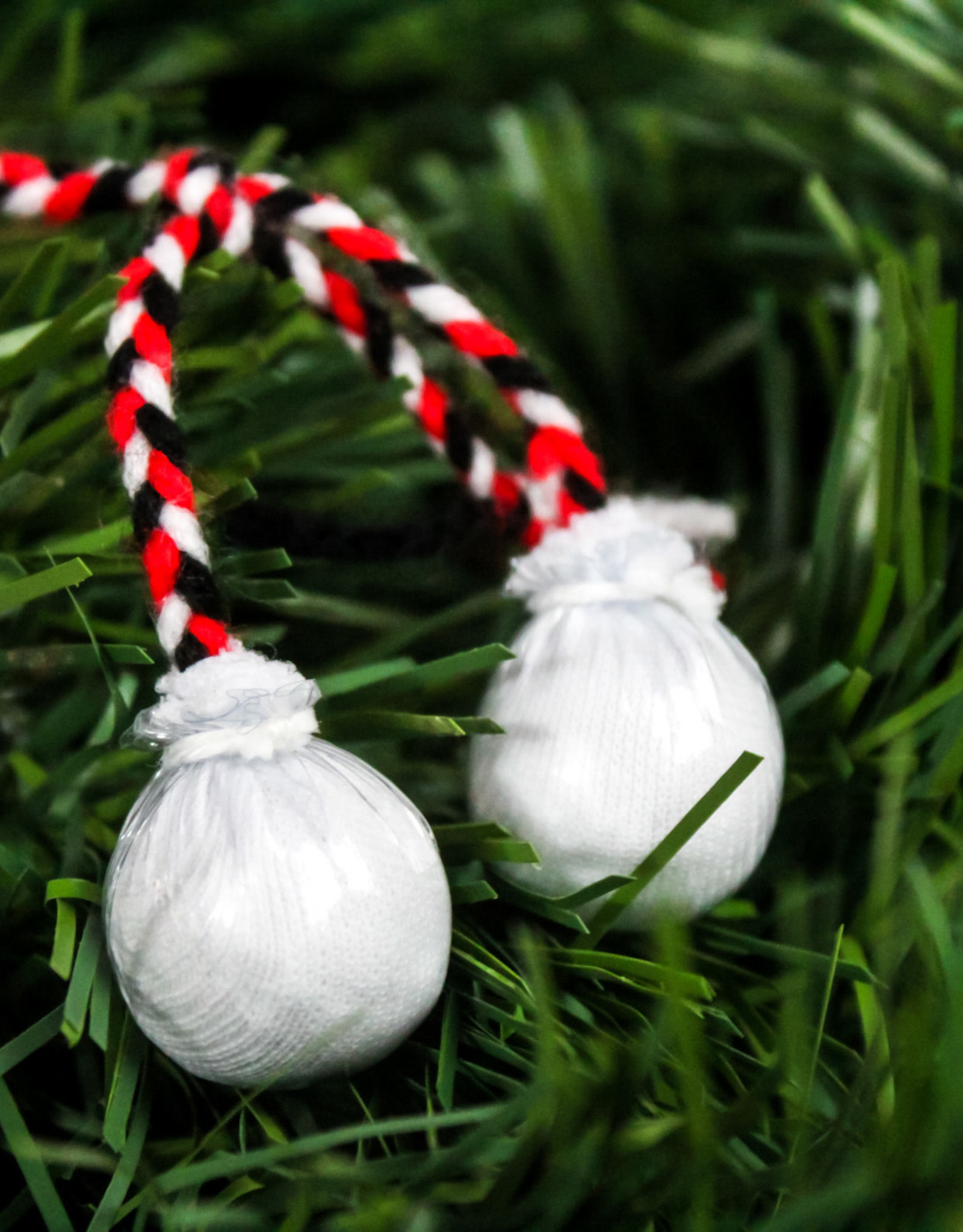 MINI POI BALL ORNAMENTS