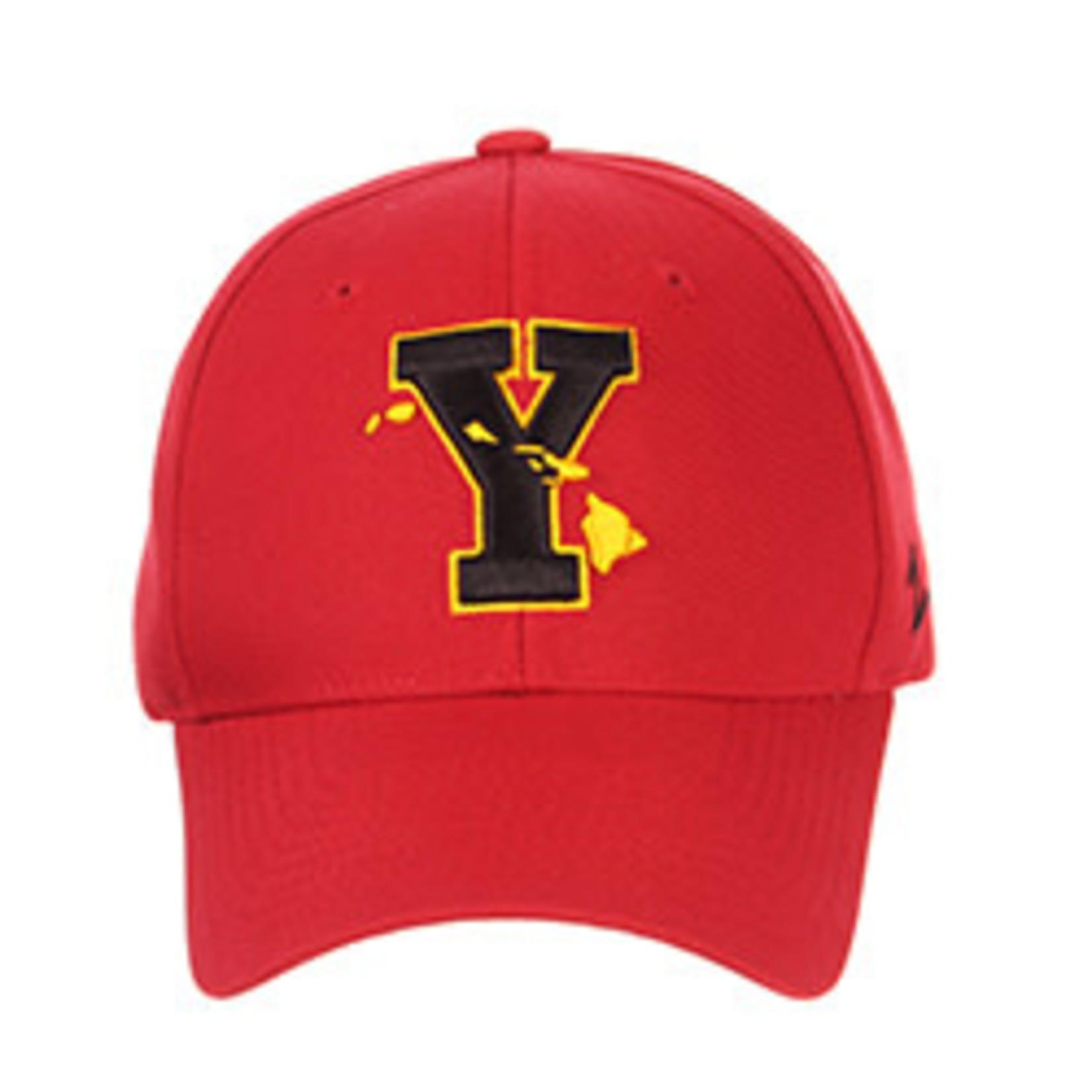 """ZEPHYR Zephyr Red """"Y"""" Islands"""