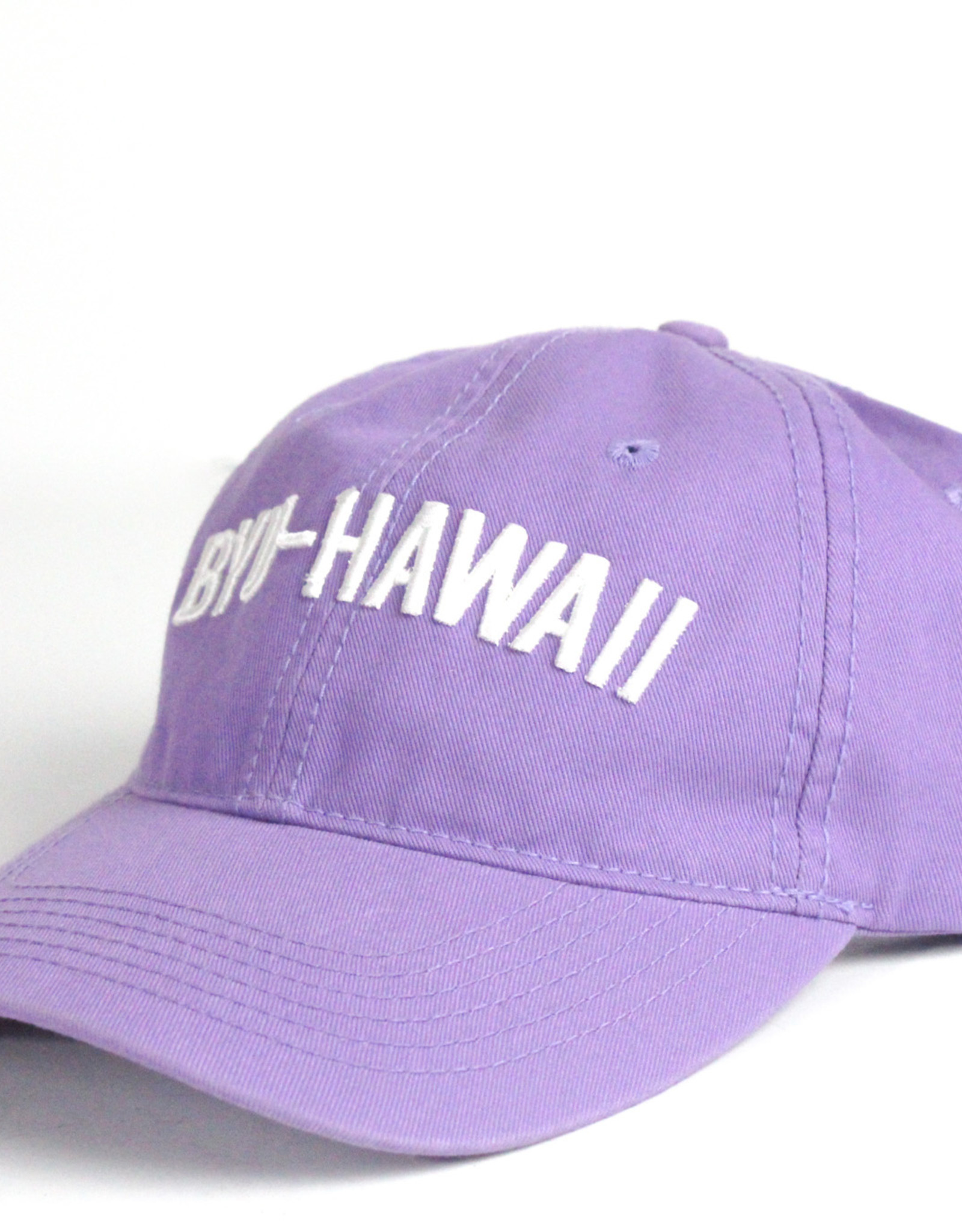 BYU-Hawaii Washed Chino Pioneer Hat