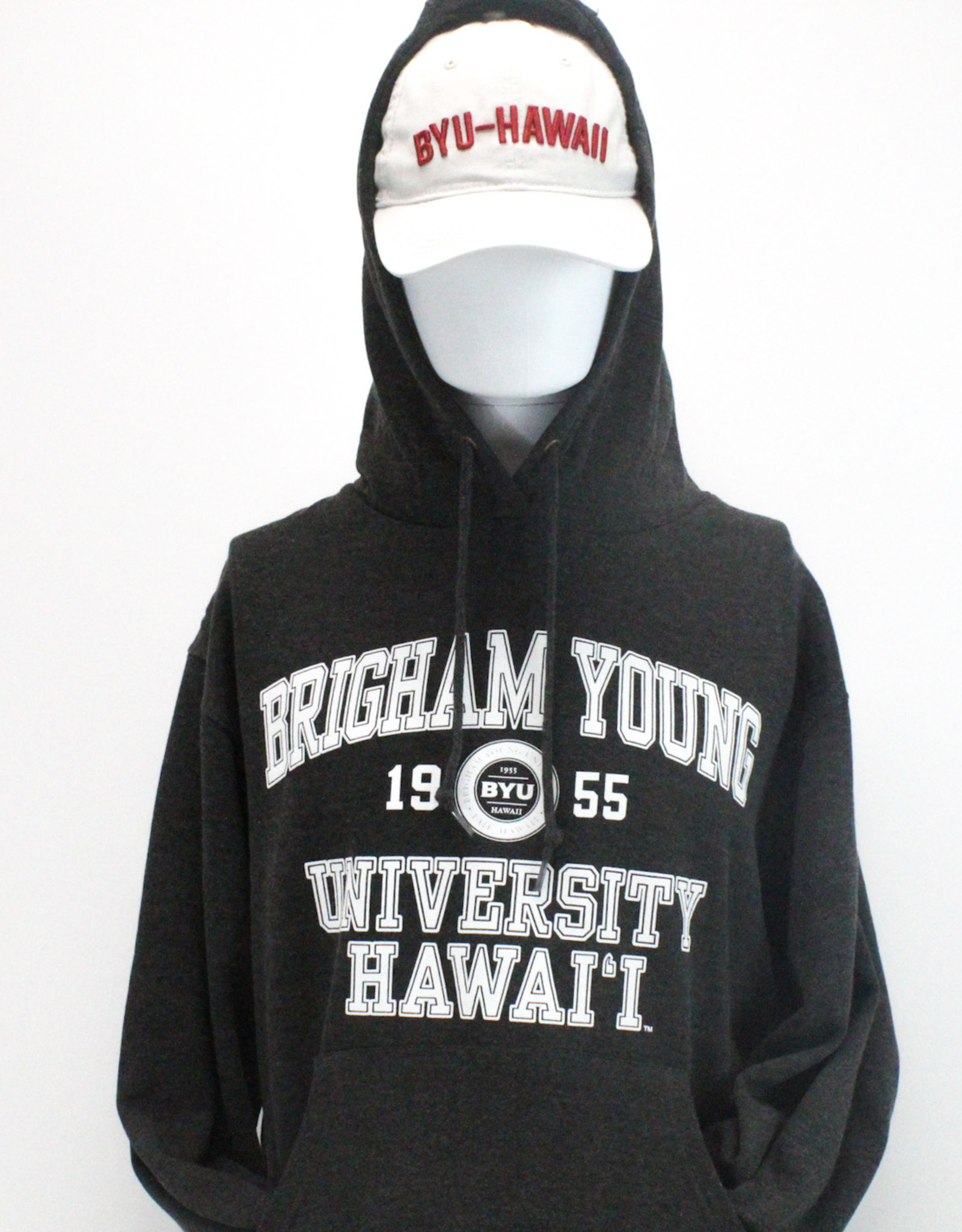 BYU-Hawaii Okina Small Seal Hoodie