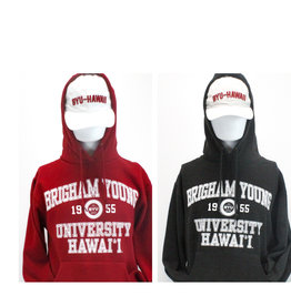 BYU-Hawaii Okina Small Seal Hoodie