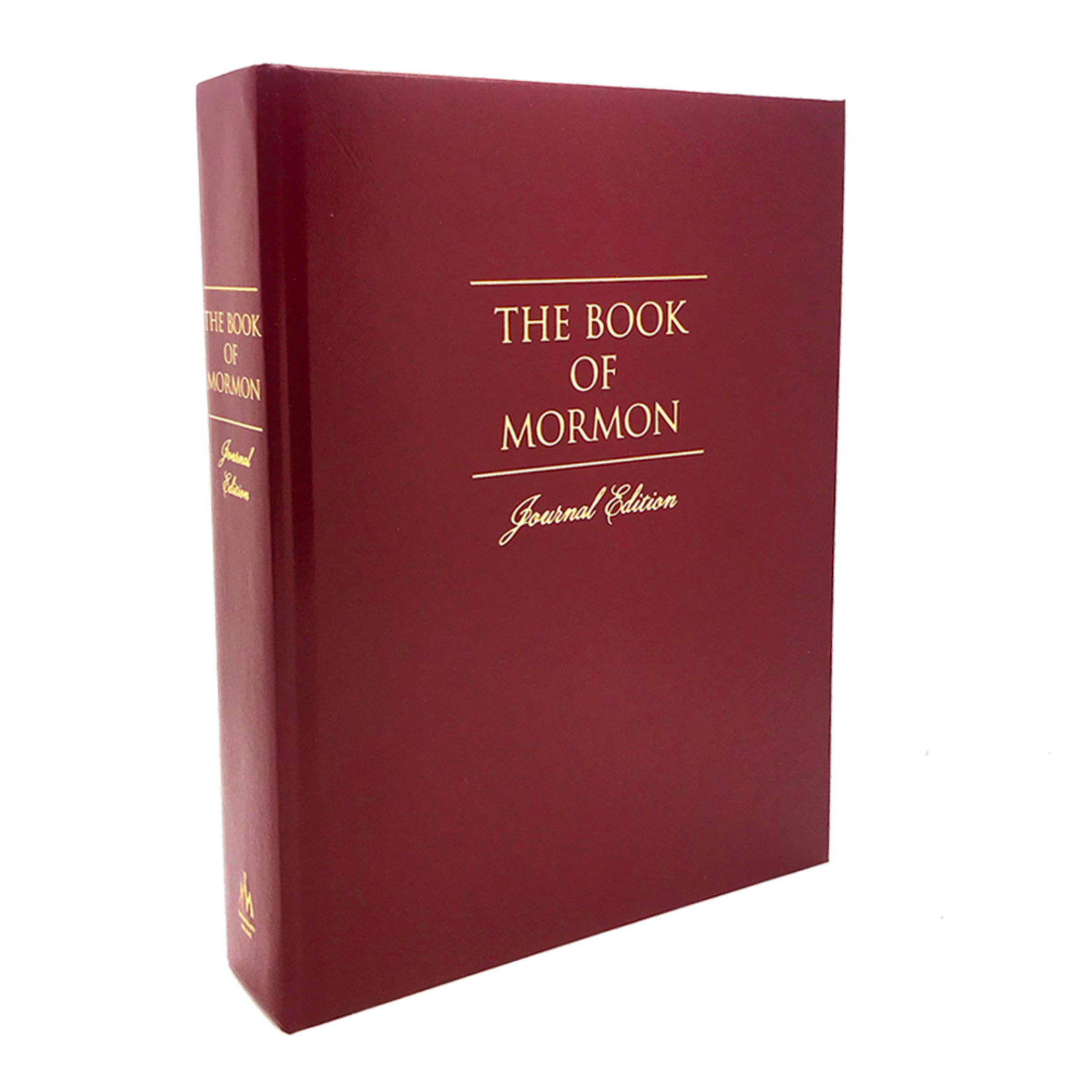 Book of Mormon Journal Edition