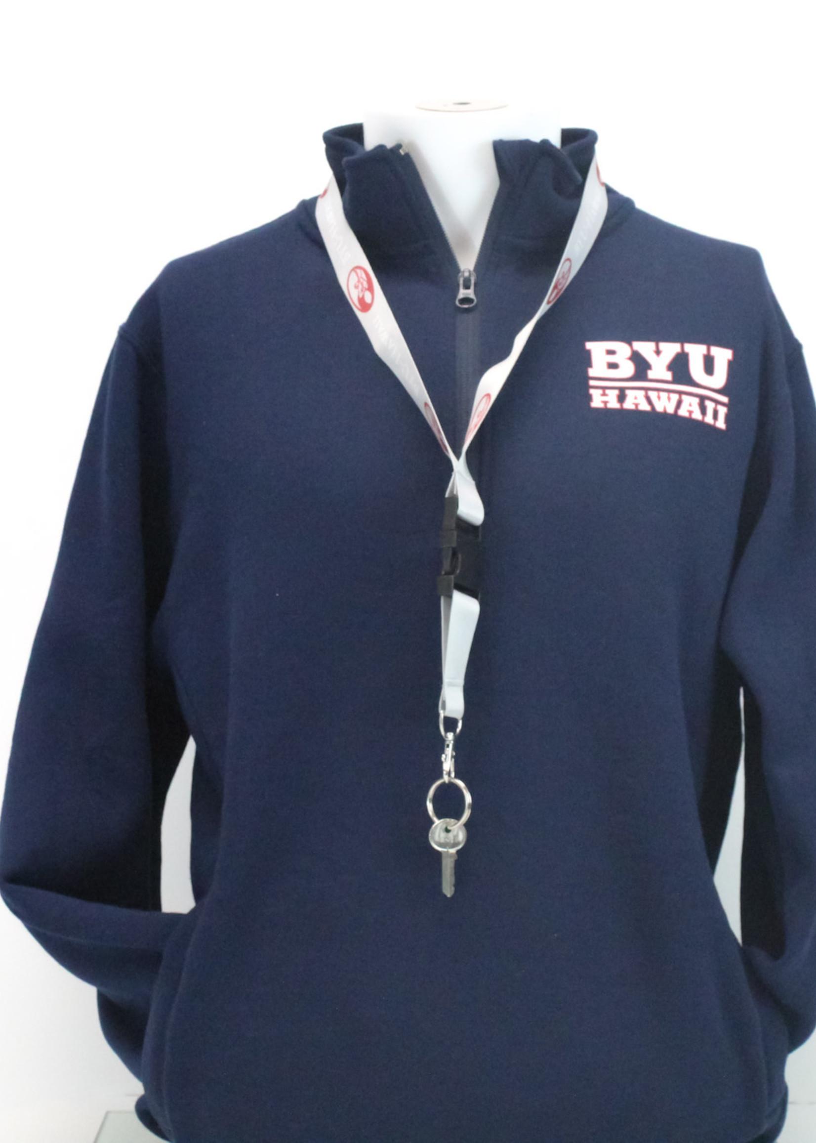 BYU-Hawaii Dri-Power Fleece 1/4 Zip