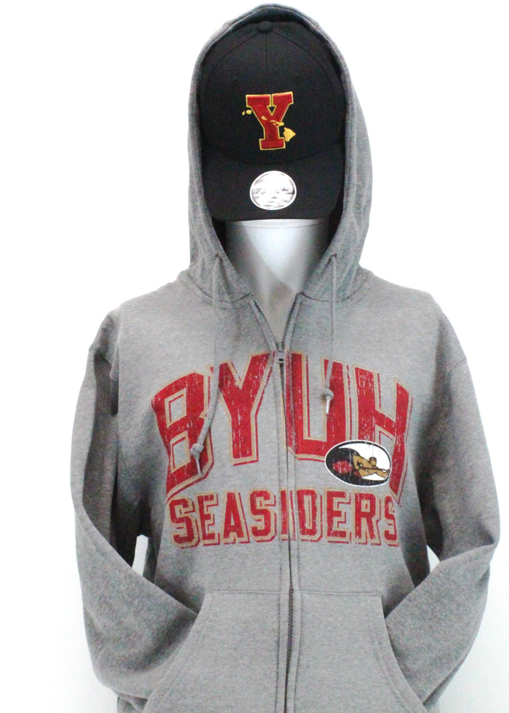 BYUH Seasiders Franklin Full Zip Hoodie
