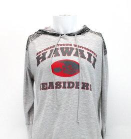 BYU-Hawaii Vintage Flame Sport Hoodie