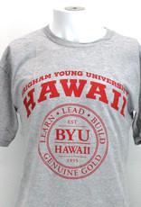 BYU-Hawaii Logo Big Seal Tamarac Tee
