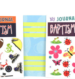 My Baptism Journal