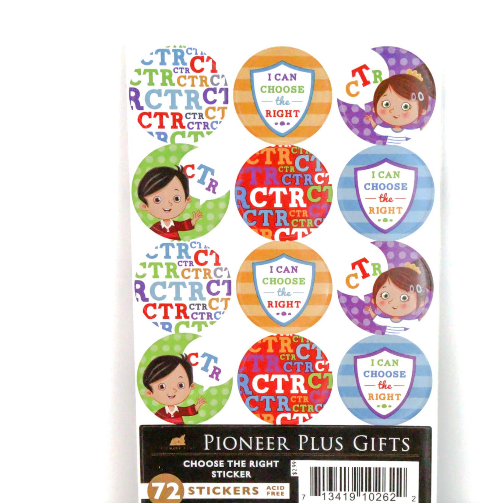 STICKERS - CTR