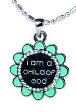 Flower Child of God Necklace