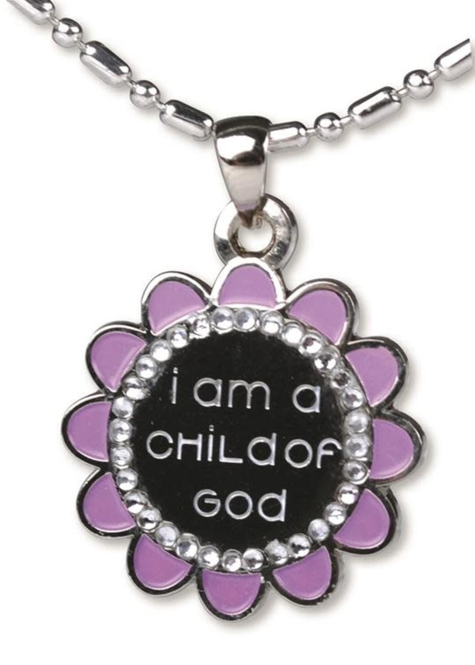 Flower Child of God Necklace
