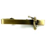 Tie Bar Angel Moroni Gold