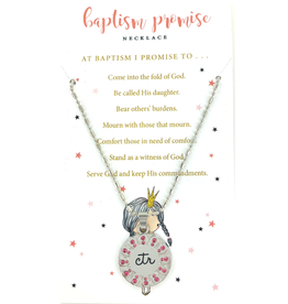 Baptism Promise Pendant