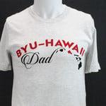 Clearance - BYU-Hawaii Dad T-shirt