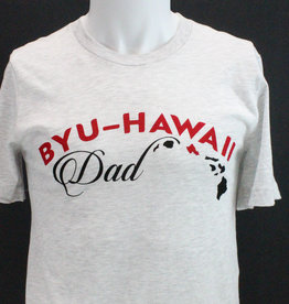 Clearance - BYU-Hawaii Dad T-shirt