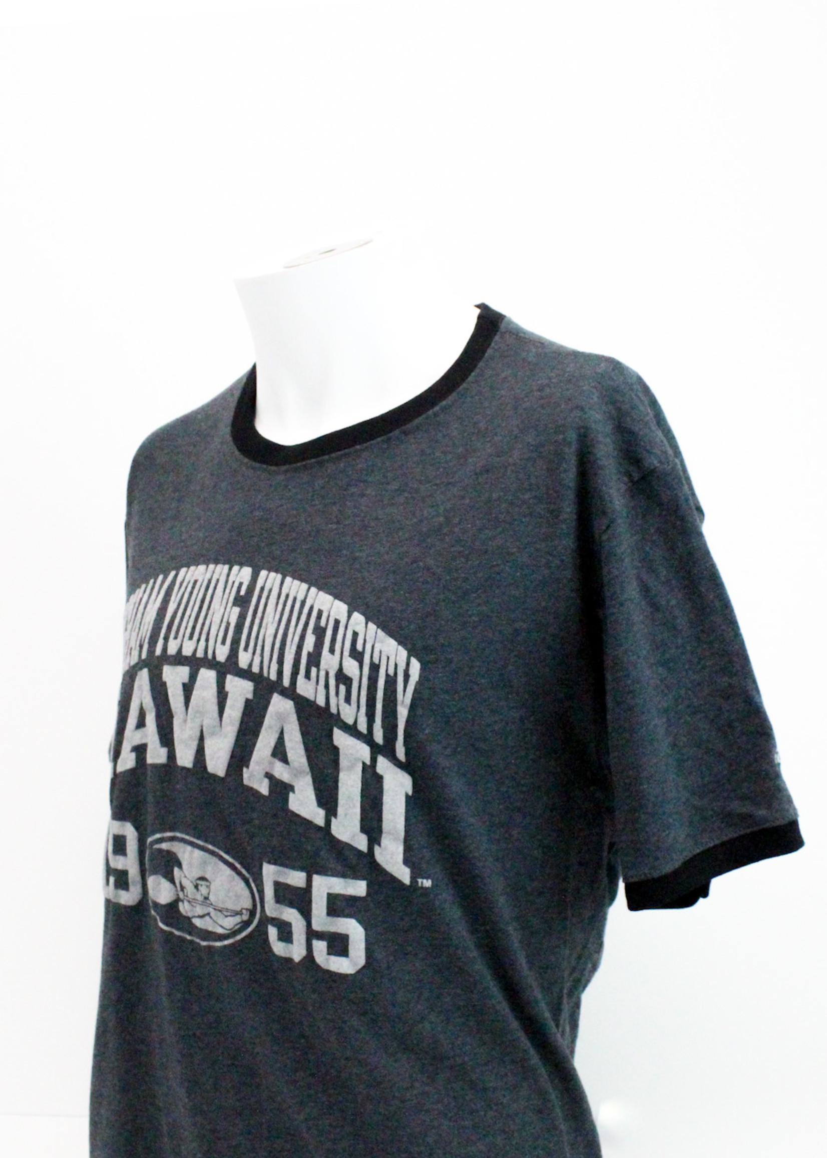 CLR BYU-Hawaii Short Sleeved Ringer Tee