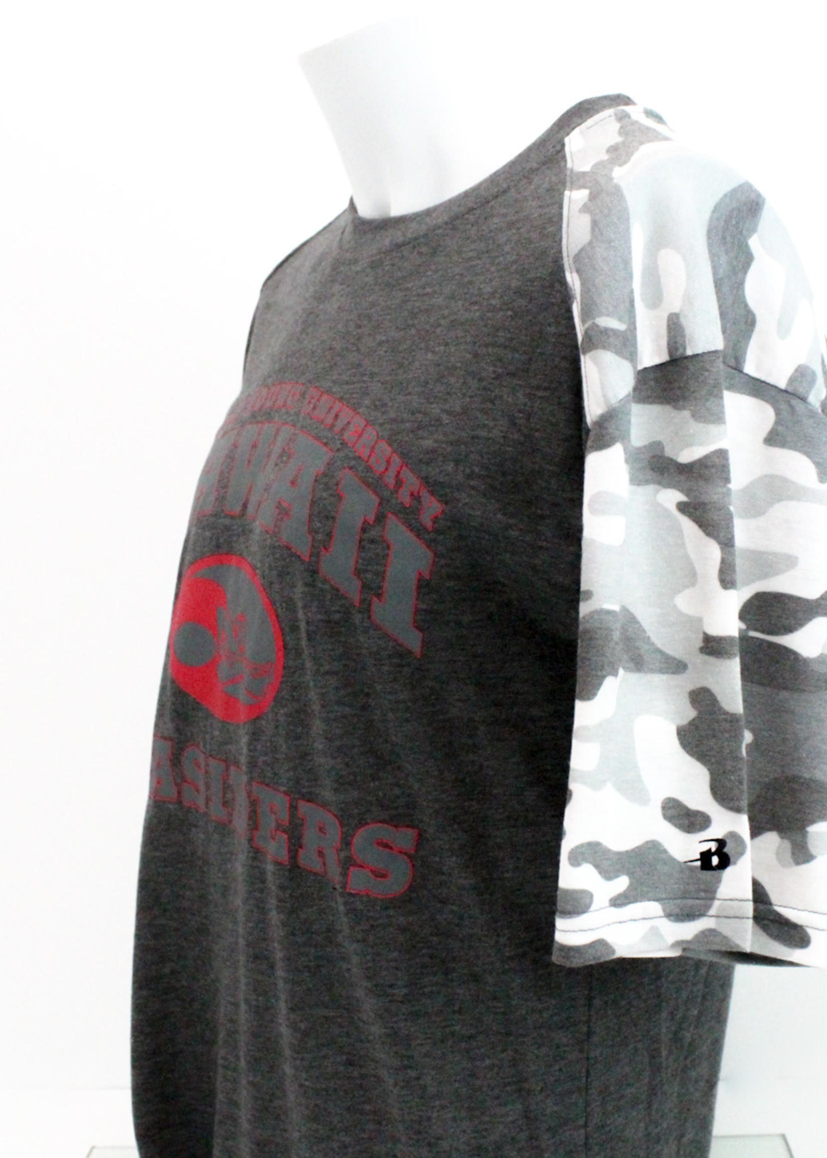 Clearance - Vintage Camo TriBlend