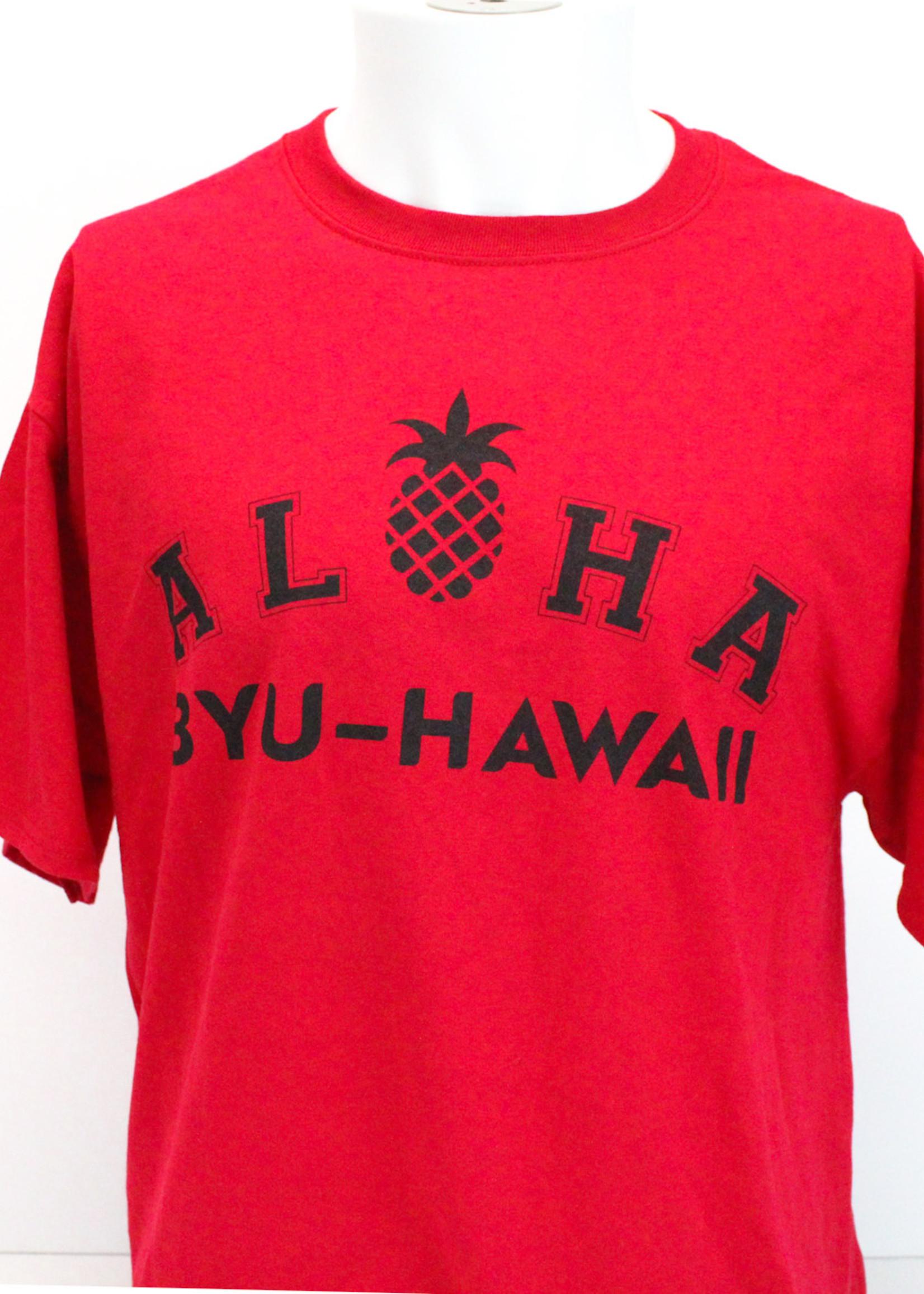Clearance - BYU-Hawaii Aloha Pineapple Tee
