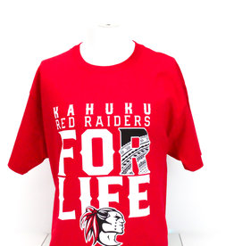 Kahuku Red Raider T-shirts