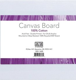 Art Advantage Canvas Board Recycled MDF 5x7