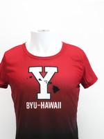 Clearance - BYU-Hawaii Women's Tech Tee