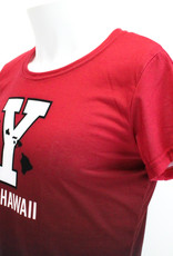 Clearance - BYU-Hawaii Women's Tech Tee