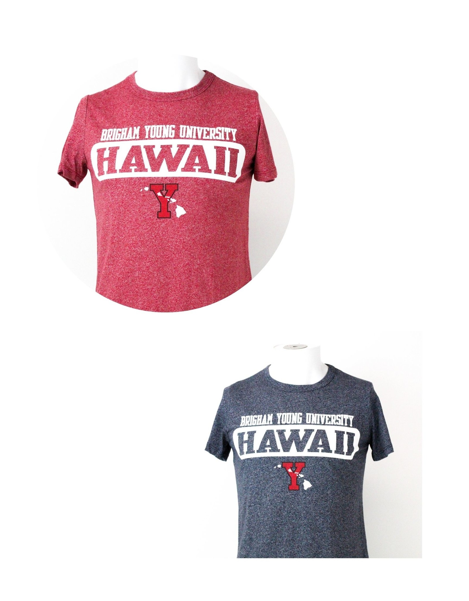 "Blue 84 BYU-Hawaii ""Y"" w/ Islands Tee"
