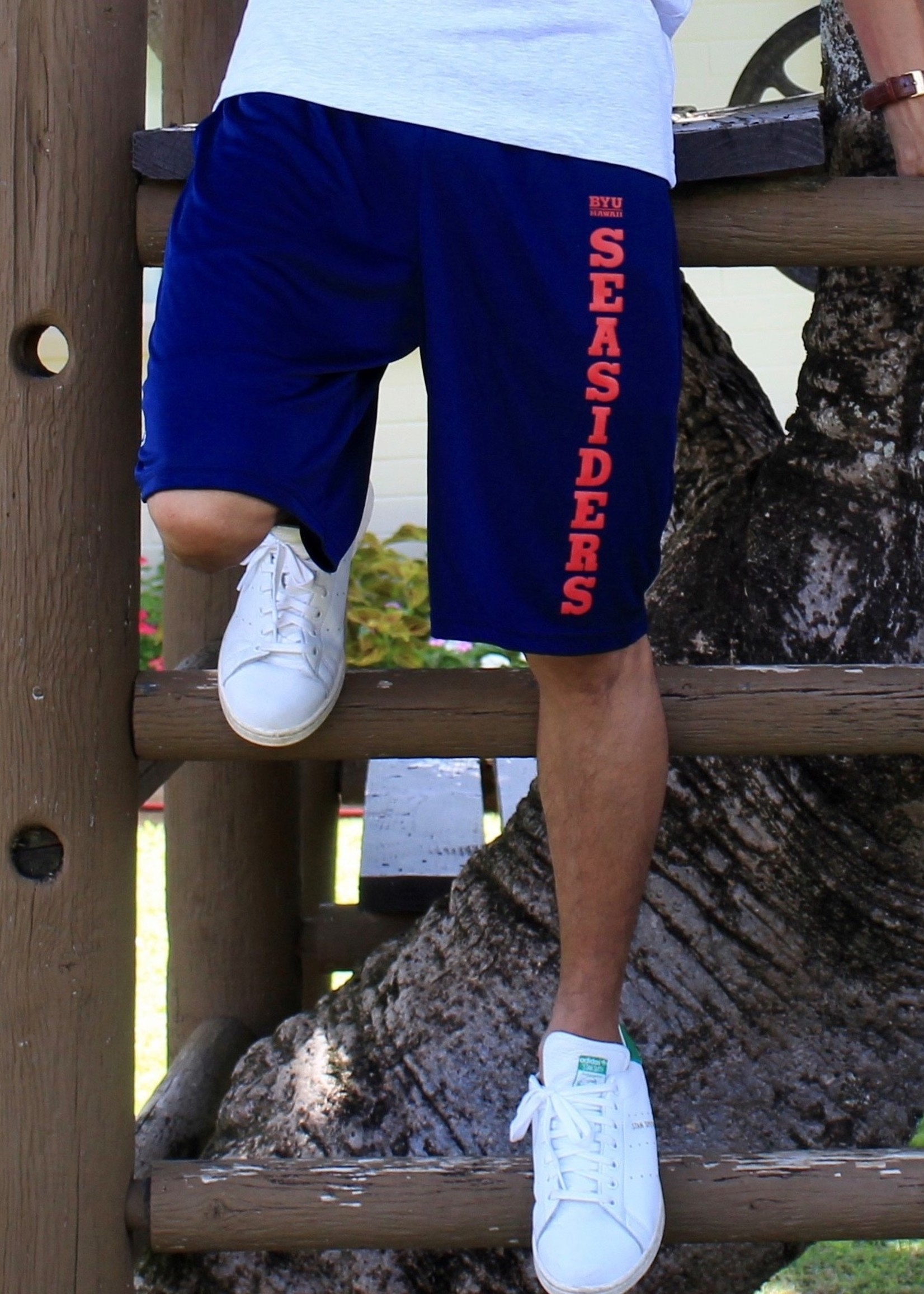 PF17 Men's Basic Shorts Seasiders Navy