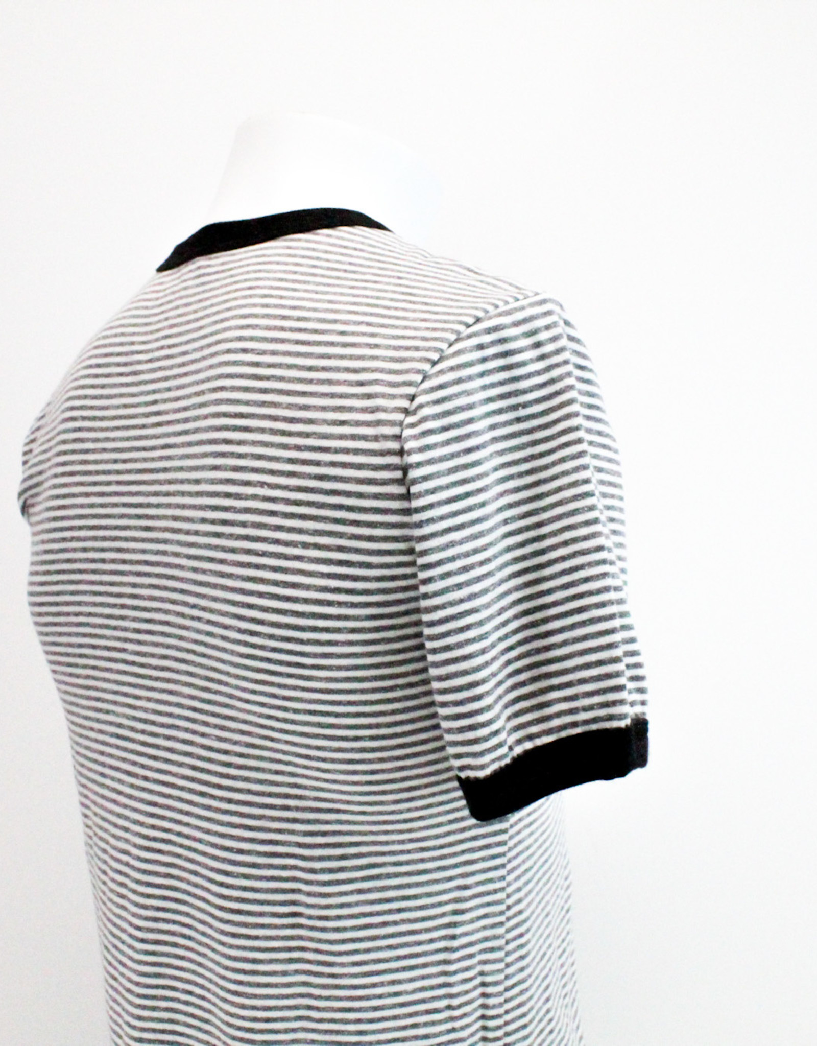 MAYA STRIPE V-NECK