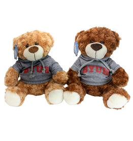 Bear with BYUH Hoody