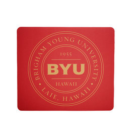 BYUH SEAL MOUSEPAD