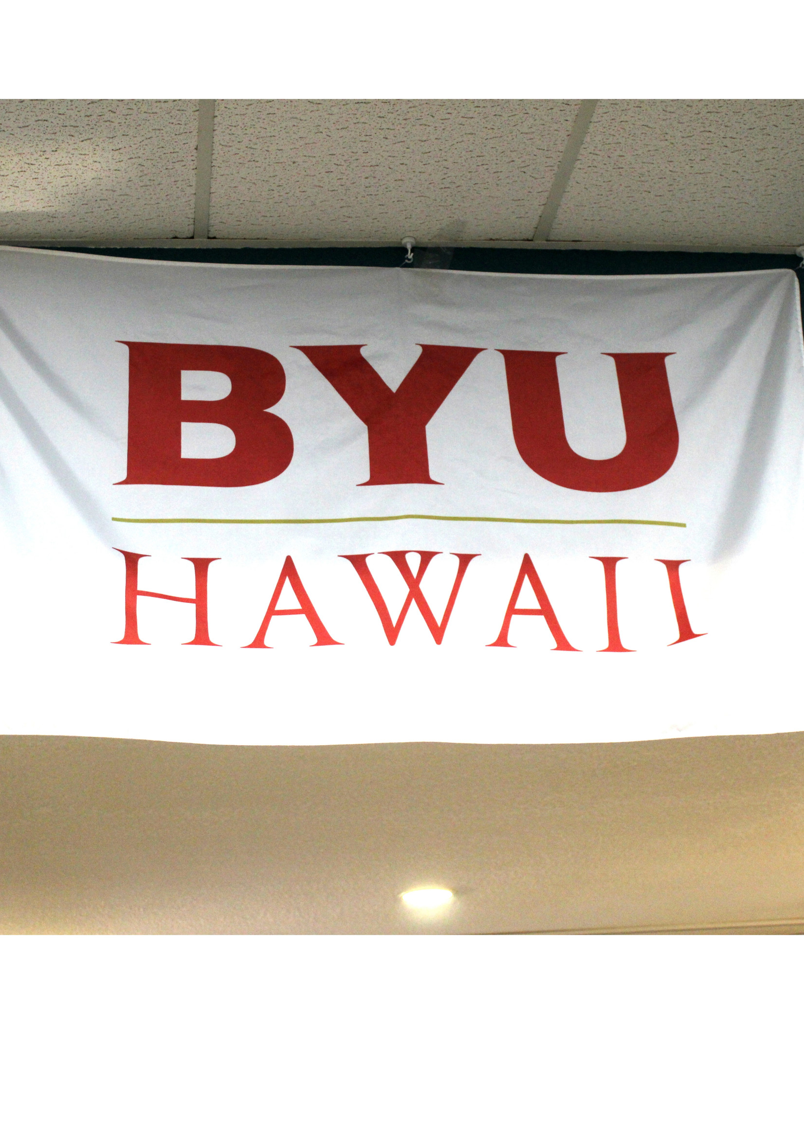 BYUH Flag